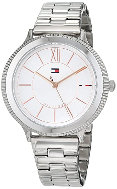 Amazon.com: Tommy Hilfiger Stainless Steel Ladies Watch 1781851: Clothing