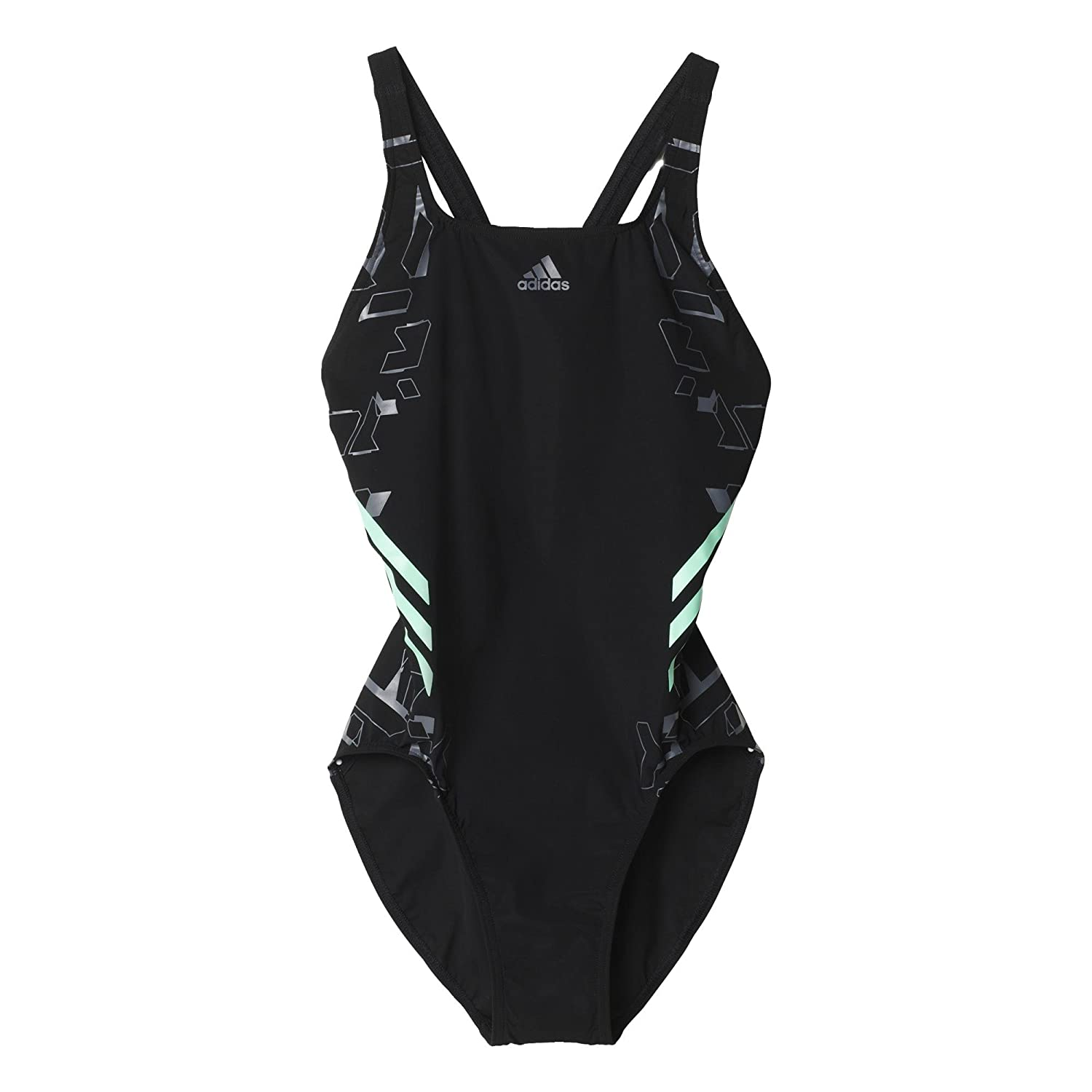 adidas Damen Badeanzug Tech 1PC