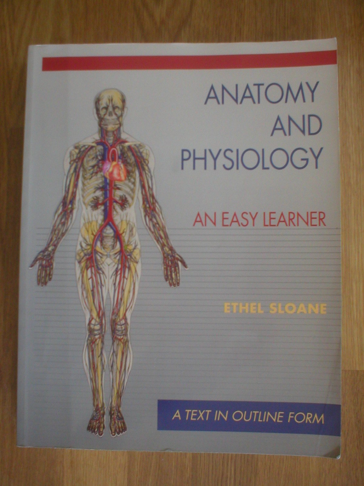 Buy Anatomy and Physiology: An Easy Learner Book Online at Low ...