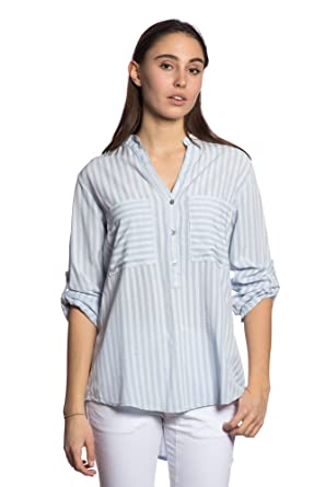 ffd0ff2926 Abbino 6987 Bluse for Woman - Made in Italy - 6 Colours - Dynamic  Transition Spring
