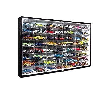 Hot Wheels Toy Car Holder Case : Hemingray s workshop how to build a hot wheels car display rack