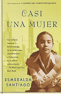 Casi una Mujer (Spanish Edition)