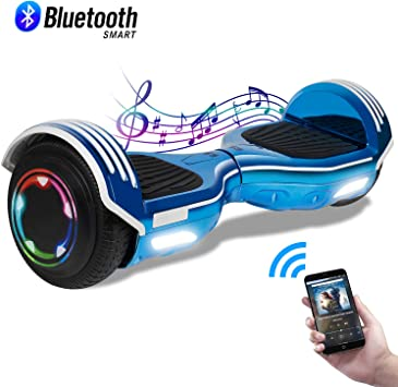 Amazon.com: CBD Bluetooth Hoverboard para niños, 6.5 ...