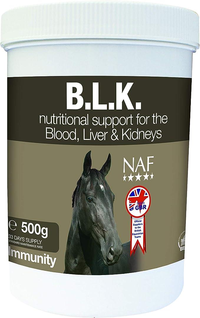 NAF BLK (BLOOD, LIVER & KIDNEY) - 500 GM - NLF0750
