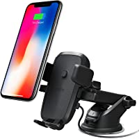 iOttie Easy One Touch Qi Wireless Fast Charge Car Mount
