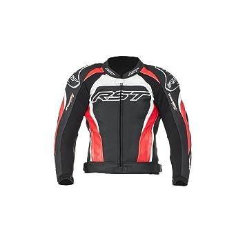RST Tractech EVO II 1425 - Chaqueta de Cuero para Moto, Verde: RST: Amazon.es: Coche y moto