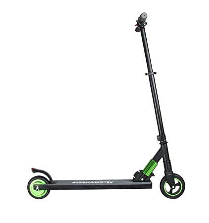 Amazoncom Megawheels Electric Scooter Kick Scooter Automatic
