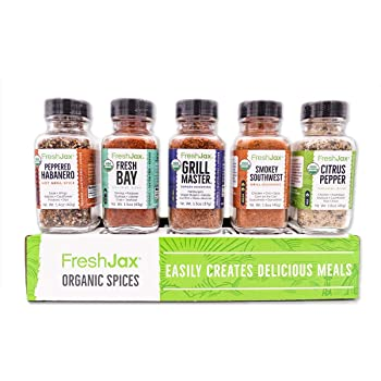 FreshJax BBQ Rub Gift Set