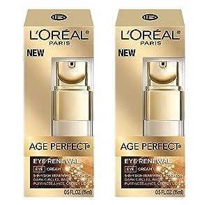 Lor Age Perfect Eye Renew Size Fl Oz L'Oreal Paris Age Perfect Eye Renewal 0.50 Fl Oz