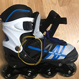 Amazon Com Otw Cool Adjustable Inline Skates For Kids And Adults Roller Skates With All Wheels Light Up Safe And Durable Inline Roller Skates For Girls And Boys Men And Ladies Sports Outdoors