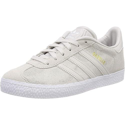 low priced 0d6cd 78a27 adidas Gazelle J, Zapatillas de Deporte Unisex Niños Amazon.es Zapatos y  complementos