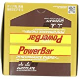 PowerBar Performance Energy Bar, Chocolate, 2.29-Ounce Bars (Pack of 24)