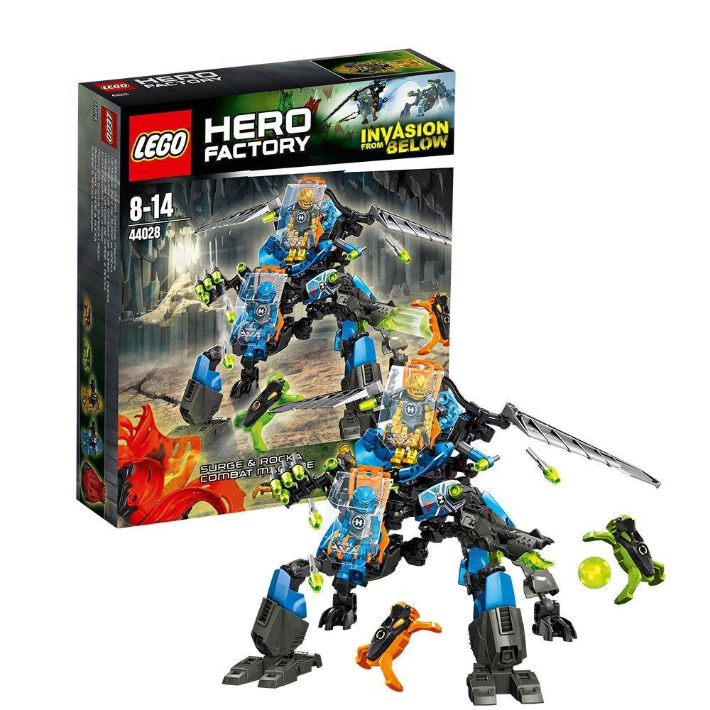 レゴ (LEGO) ヒーローファクトリー サージ&ロッカのコンバットマシーン 44028   B00I4IWJB8