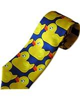 Pop Tease Duck Necktie The Ducky Tie