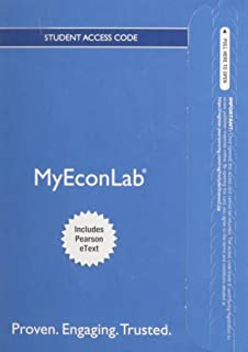 New myeconlab with pearson etext access card for the economics myeconlab with pearson etext access card for the economics of money fandeluxe Images