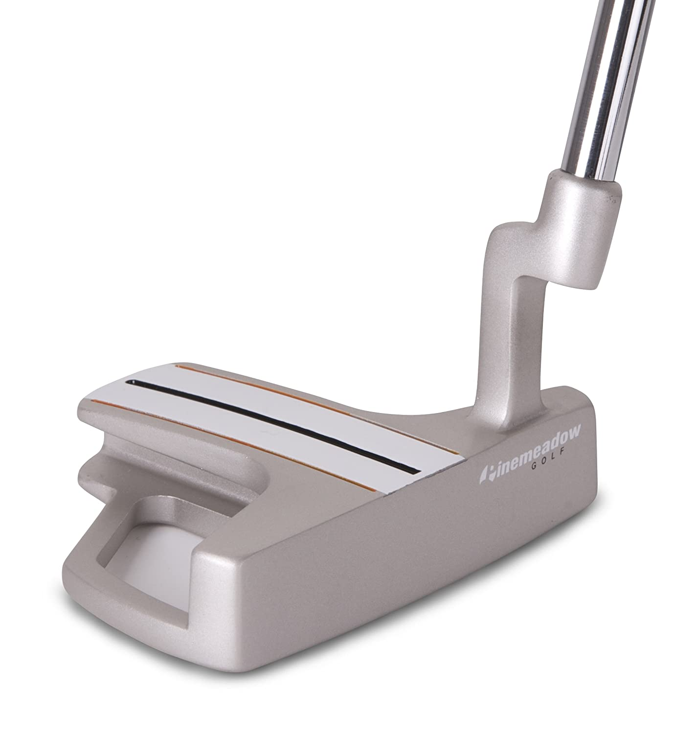 Pinemeadow Pre Putter Right-Handed, Steel, Regular, 34-Inches