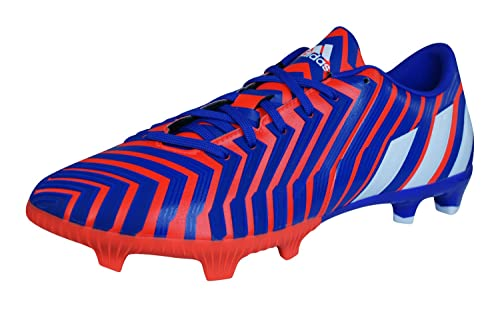 more photos 9b758 2d3a9 adidas Predator Absolion Instinct FG Botas de fútbol para hombre-Red-40.5   Amazon.es  Zapatos y complementos