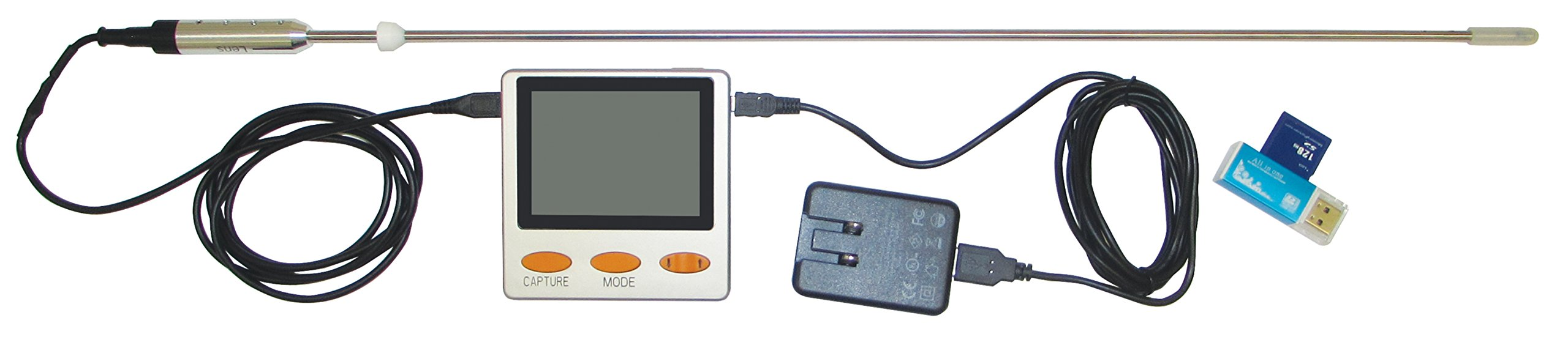 Lyman Products Borecam Digital Borescope with Monitor