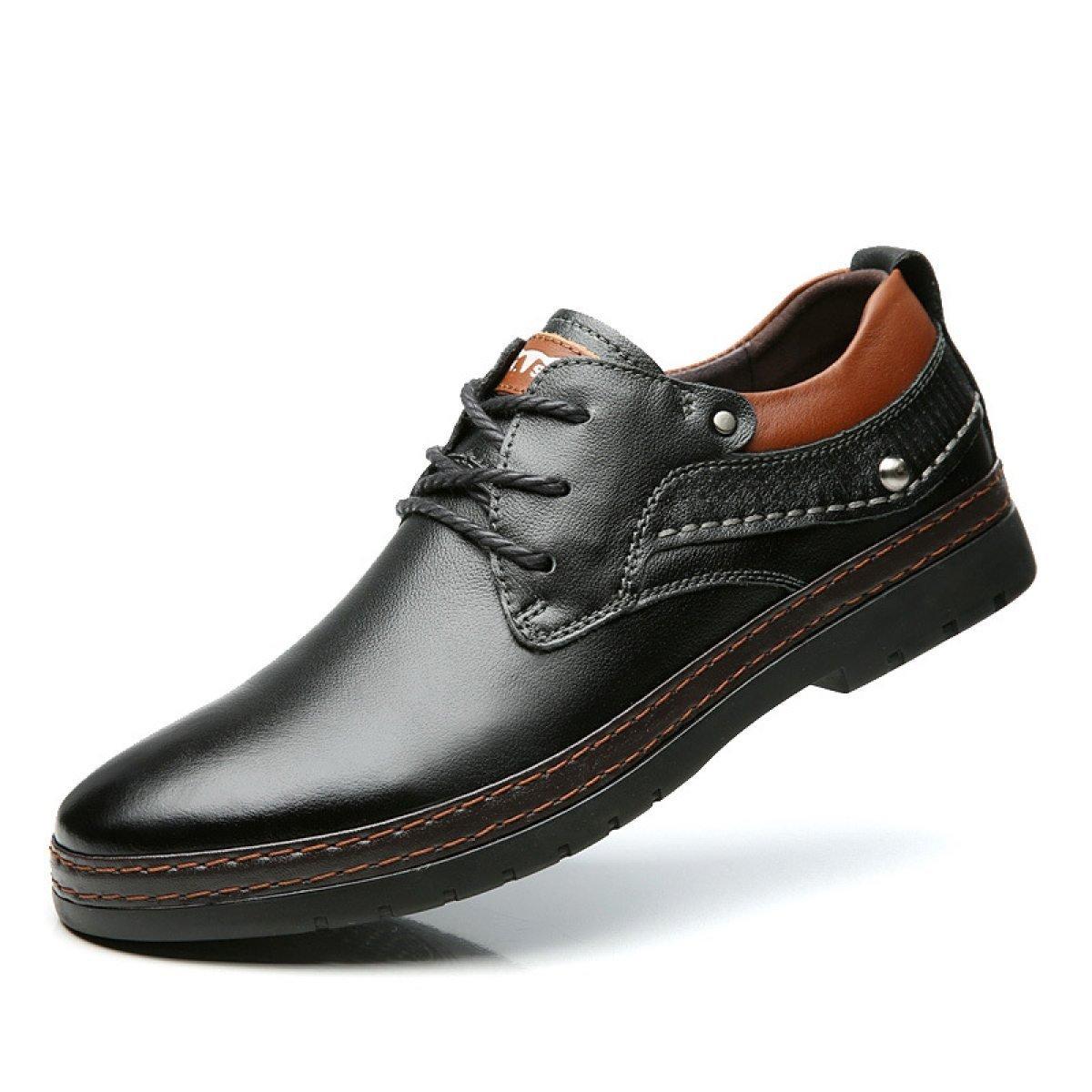 NBWE Herren Geschäft Leder Schuhe Casual Britischen Kleid Schuhe