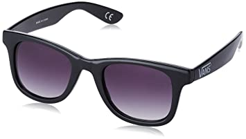 Vans Women s Janelle Hipster Sunglasses, Black Smoke, One Size ... f8ef8f550b25