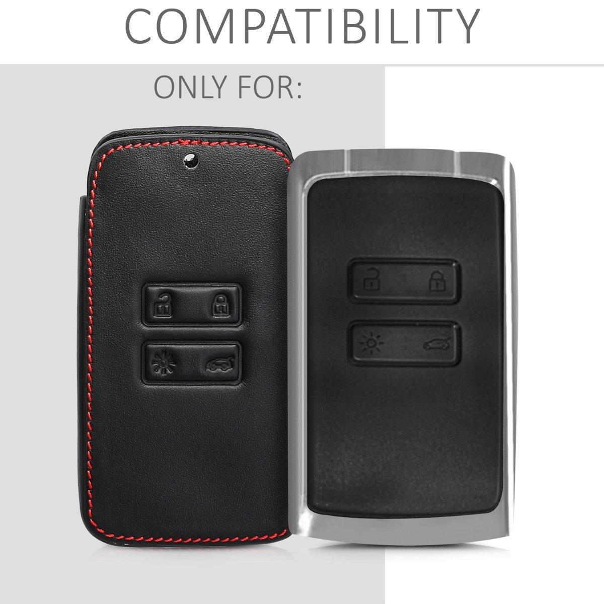 Amazon.com: kwmobile - Funda protectora para llave de coche ...