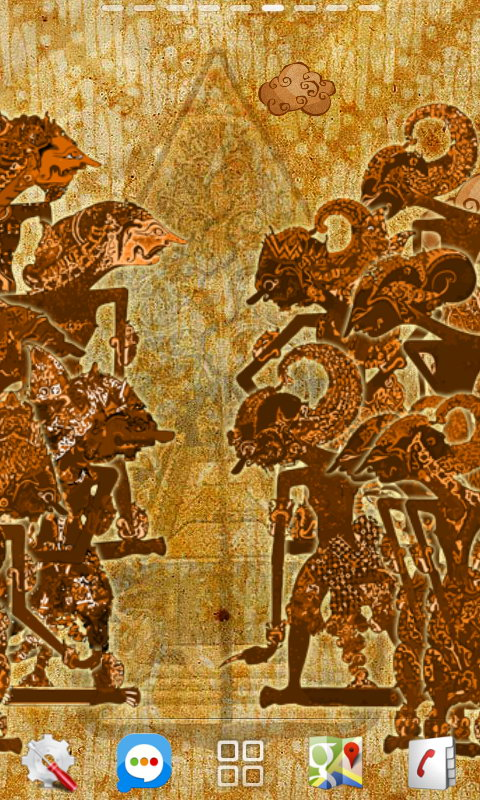 Amazon.com: Wayang the Shadow Puppet Live Wallpaper ...