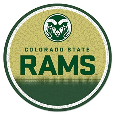 WinCraft Colorado State Rams 500 Piece Stadium Puzzle : Sports & Outdoors