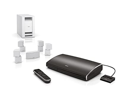 Bose Lifestyle V35 - Equipo de Home Cinema 5.1 con reproductor de DVD (HDMI,