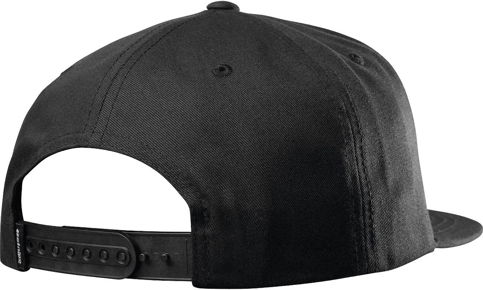 Etnies Snapback Cap ~ Corp Box Mix negro: Amazon.es: Ropa y accesorios