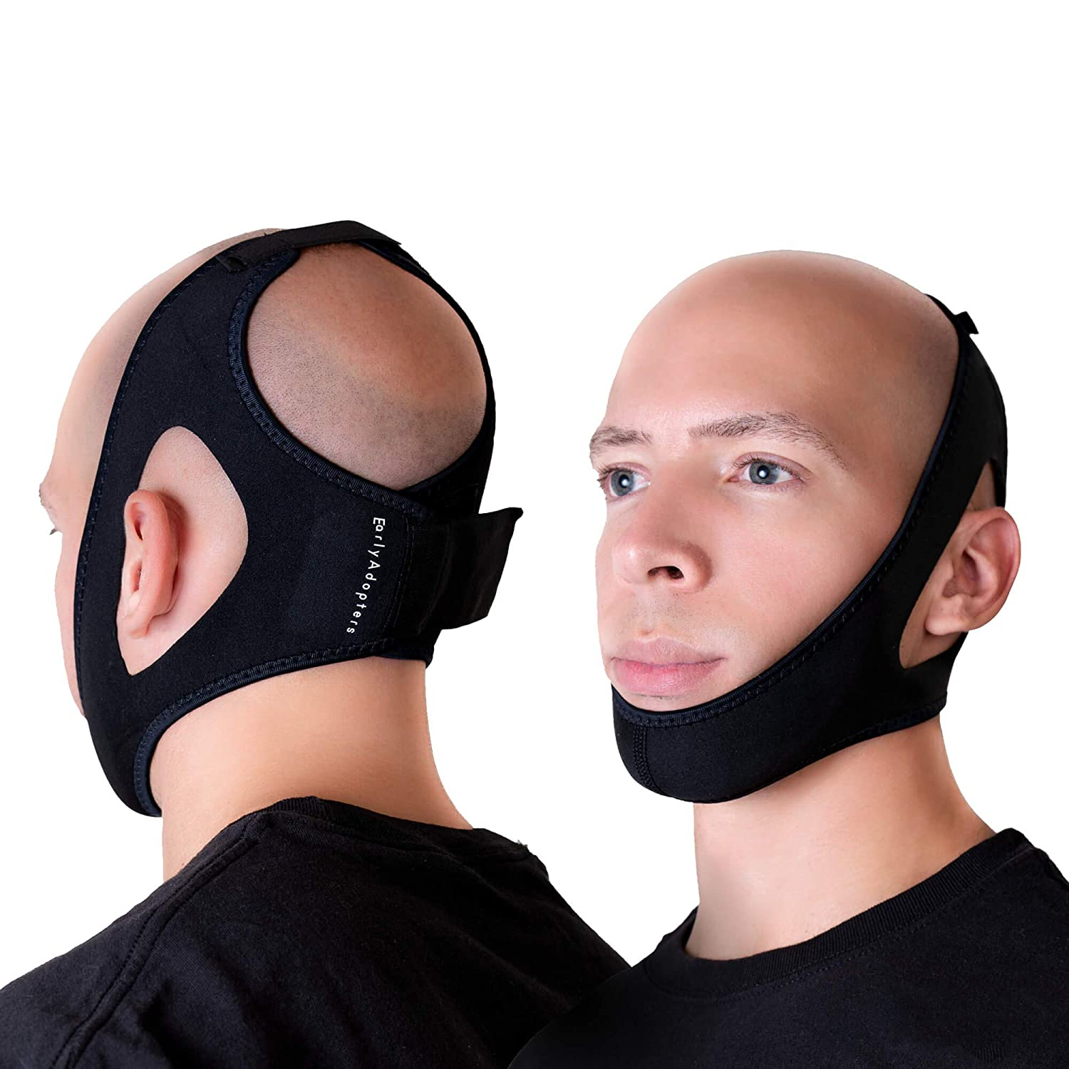 Anti-Snoring Chin Strap Device by EarlyAdopters