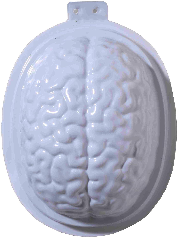 How to make a brain cake mold