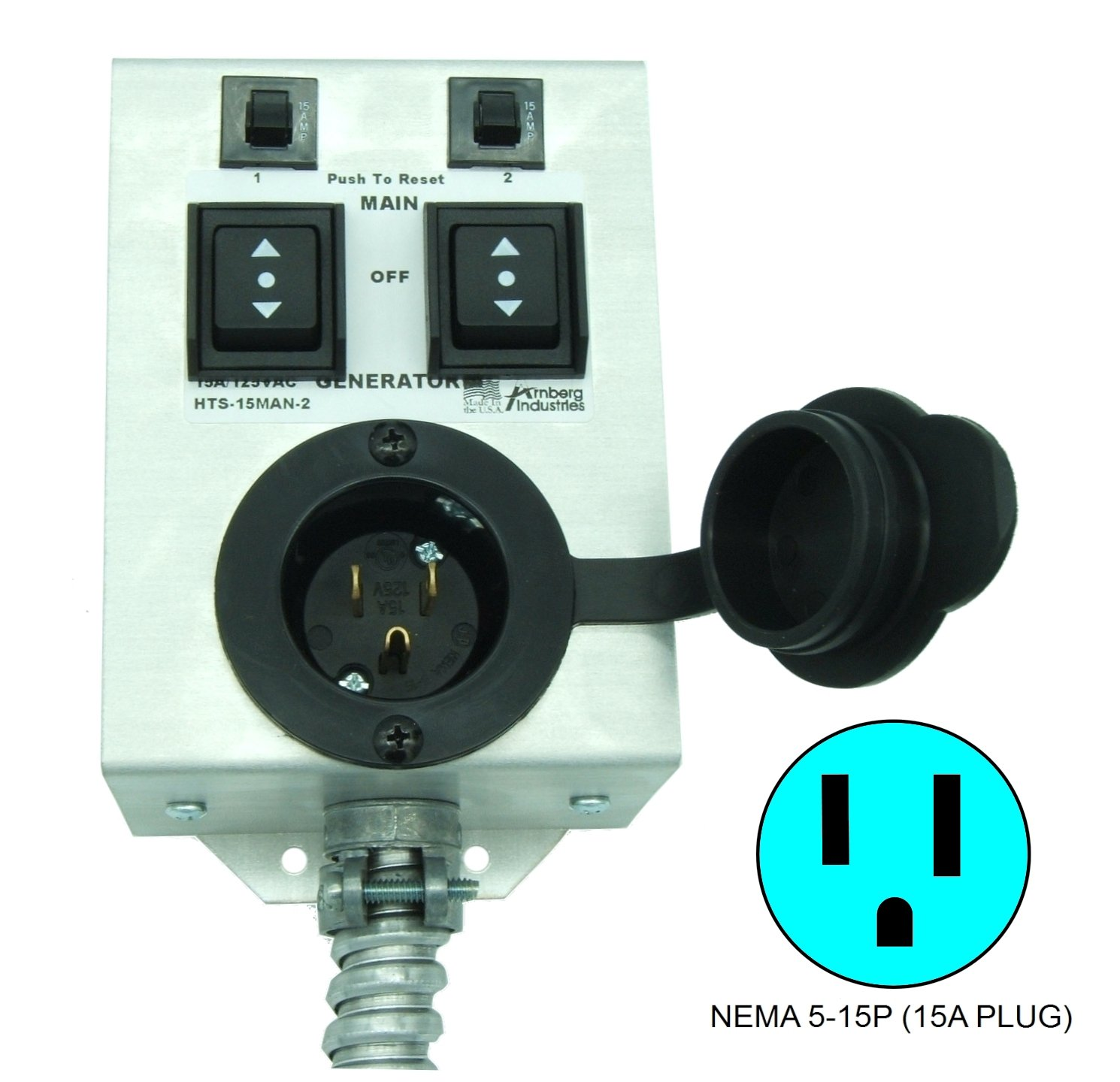 Best Rated in Outdoor Generator Transfer Switches & Helpful