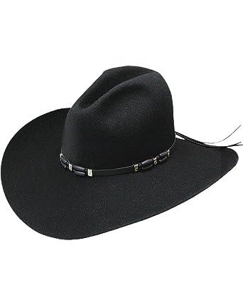 63664adb6cf2a6 Resistol Men's 2X Cisco Felt Cowboy Hat at Amazon Men's Clothing store: