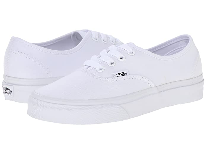 Vans Authentic Sneaker Damen Herren Kinder Unisex Weiß
