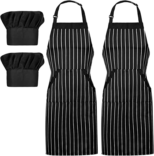 THIS IS WHAT AWESOME HOUSE KEEPER APRON KITCHEN COOK CHRISTMAS PARTY CHEF BAKER