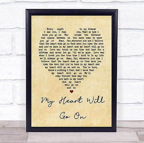 ハート ゴーオン 歌詞 ウィル マイ 結婚式におすすめの曲を和訳セリーヌ・デュオン「マイハートウィルゴーオン」【My Heart