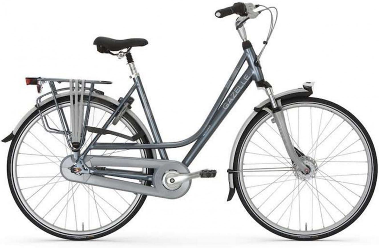 City Bike Bicicleta holandesa Gazelle Paris C7 + 28 de 7 ...