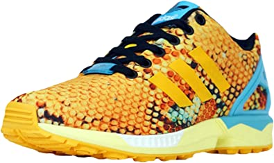 adidas originals zx flux gold