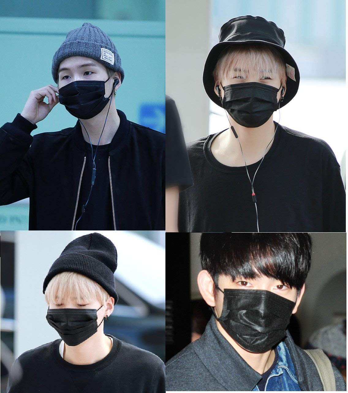 bts surgical mask