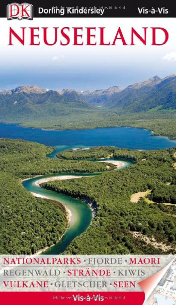 Vis a Vis Reiseführer Neuseeland