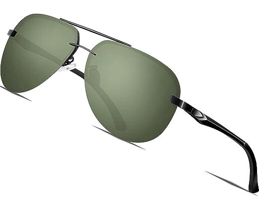 Amazon.com: ATTCL - Gafas de sol polarizadas para hombre ...