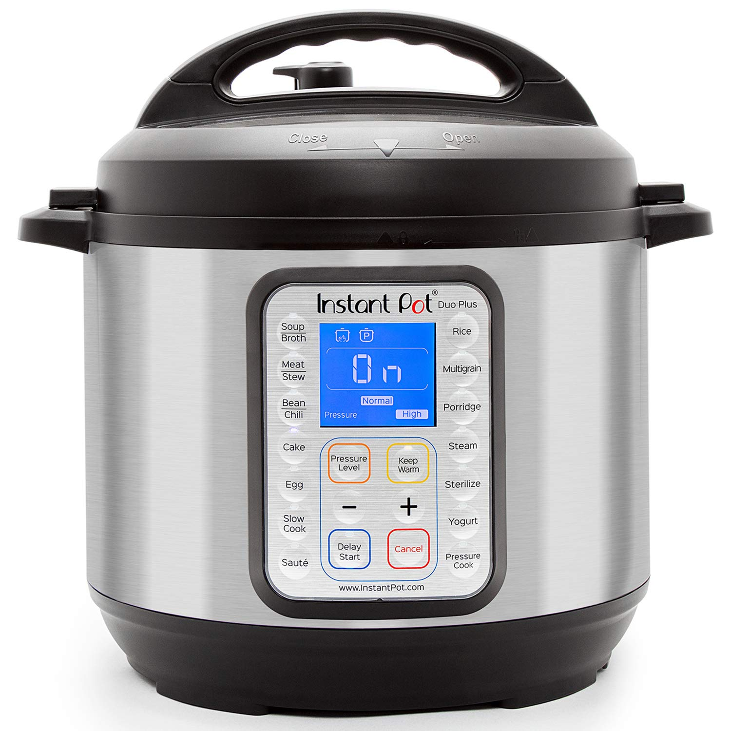 Buy Instant Pot Duo Plus 8 Qt 9 In 1 Multi Use Programmable Pressure Cooker Slow Cooker Rice Cooker Yogurt Maker Egg Cooker Saute Steamer Warmer And Sterilizer Online At Low Prices In India