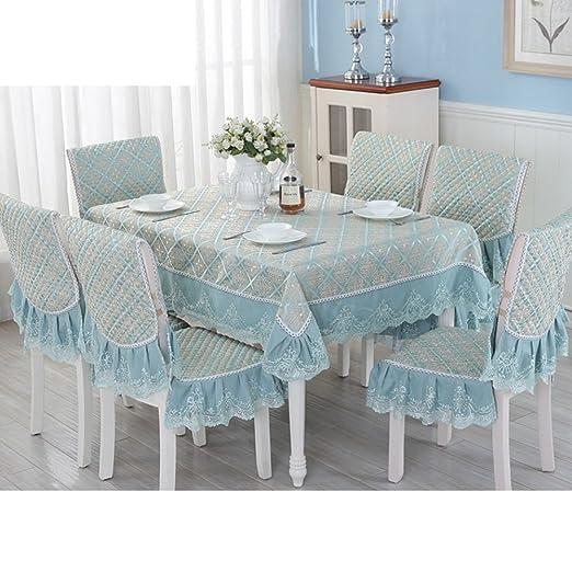 mantel de jardín/Tela para cubre/ mantel/ paño de la mesa cuadrada ...