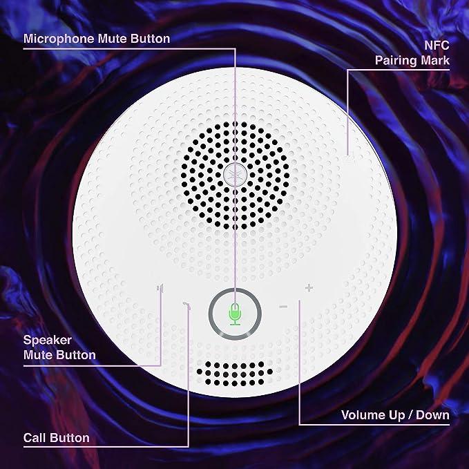 Yamaha Yvc 200 Bluetooth Und Usb Freisprecheinrichtung Weiß Audio Hifi