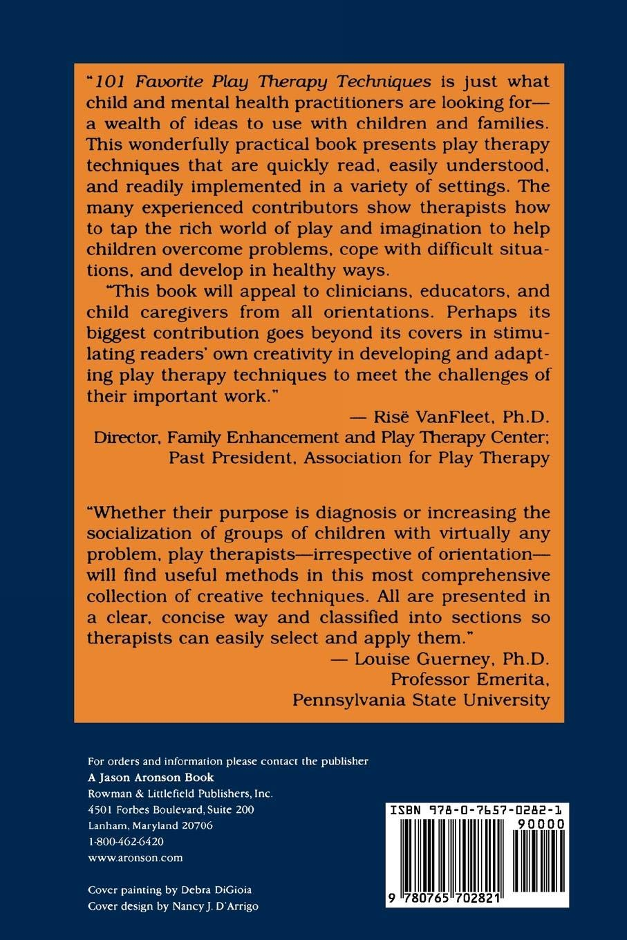101 Favorite Play Therapy Techniques: Heidi Kaduson, Charles Schaefer:  9780765702821: Physical Medicine & Rehabilitation: Amazon Canada