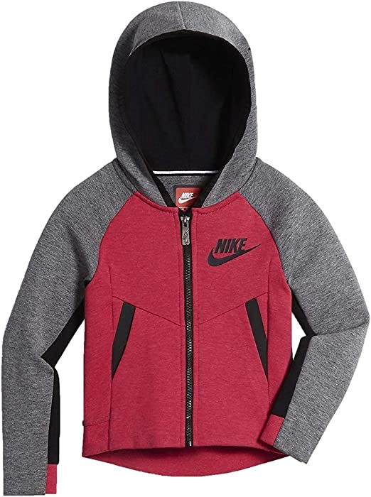 Sportswear Tech Fleece Big Kids' Full Zip Jacket | Tech