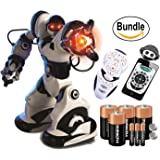 WowWee Robosapien X - Duracell Batteries Included (Bundle)
