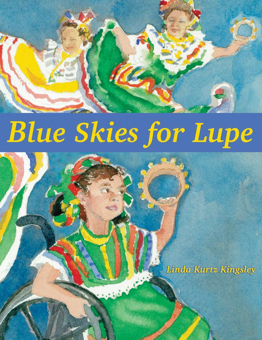 Blue Skies for Lupe
