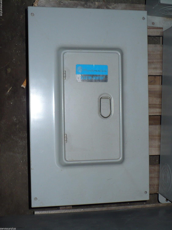 Ite Pushmatic Circuit Breaker Enclosure, FPL8B, FPL8BP, 200 Amp, :  Amazon.com: Industrial & Scientific