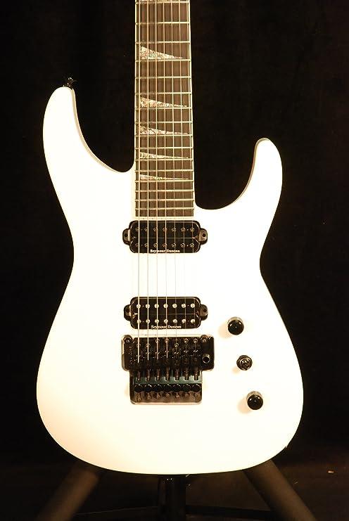 Jackson Custom Shop sl2h-7 cadena Reverse cabezal guitarra